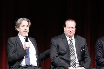 Peter Farrelly Nick Vallelonga The Academy Of Motion Picture Arts & Sciences Hosts An Official Screening Of 'Green Book'