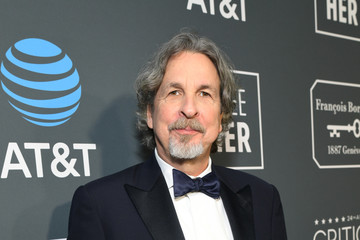 Peter Farrelly The 24th Annual Critics' Choice Awards - Red Carpet