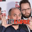 Peter Fellows Rakuten TV EMPIRE Awards 2018 - Winners Room