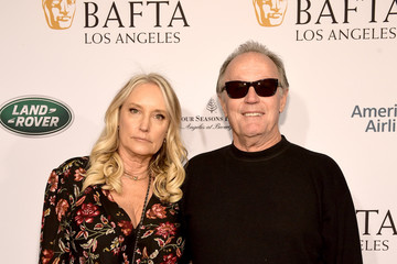 Peter Fonda The BAFTA Los Angeles Tea Party - Arrivals