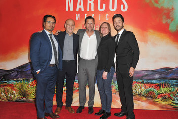 Peter Friedlander Netflix's 'Narcos: Mexico' Season 1 Premiere - Red Carpet