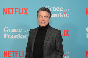 Peter Gallagher 2020 Getty Entertainment - Social Ready Content
