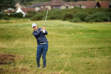 Peter Jones Alfred Dunhill Links Championship - Day One