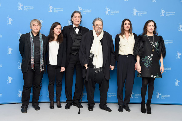 'The Last Summer of the Rich' Photocall - 65th Berlinale International Film Festival