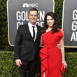 Peter Krause 77th Annual Golden Globe Awards - Arrivals