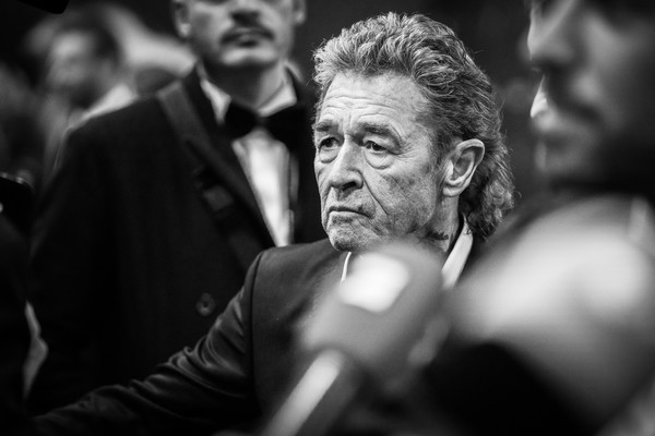 Red Carpet Arrivals - Bambi Awards 2019 [image,photograph,black,black-and-white,monochrome,monochrome photography,human,photography,event,style,film noir,peter maffay,bambi awards,71tst bambi awards,festspielhaus baden-baden,germany,red carpet arrivals]