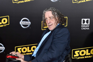 Peter Mayhew Premiere Of Disney Pictures And Lucasfilm's 'Solo: A Star Wars Story' - Arrivals