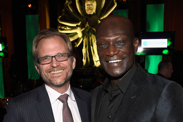 Peter Mensah 14th Annual Global Green Pre Oscar Party