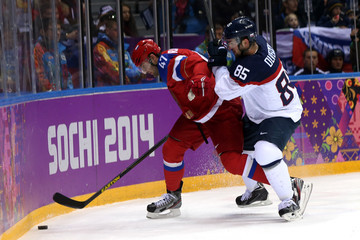 Peter Olvecky Ice Hockey - Winter Olympics Day 9