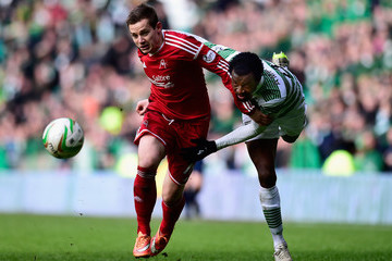 Peter Pawlett Celtic v Aberdeen - Scottish Premiership
