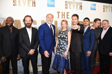 Peter Sarsgaard 'The Magnificent Seven' New York Premiere