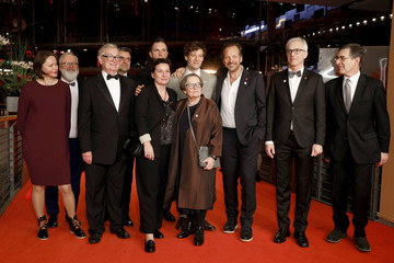 Peter Sarsgaard James Norton 'Mr. Jones' Premiere - 69th Berlinale International Film Festival
