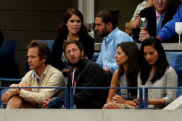 Peter Sarsgaard 2014 U.S. Open - Day 15