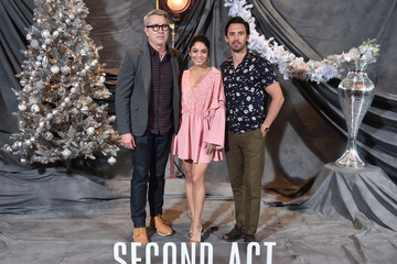 Peter Segal Photo Call For STX Films' 'Second Act'
