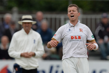 Peter Siddle Essex vs. Surrey - Specsavers County Championship: Division One