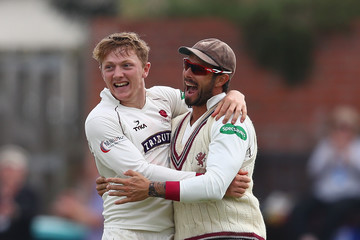 Peter Trego Somerset v Nottinghamshire - Specsavers County Championship: Division One