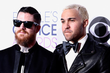 Peter Wentz Arrivals at the People's Choice Awards — Part 2