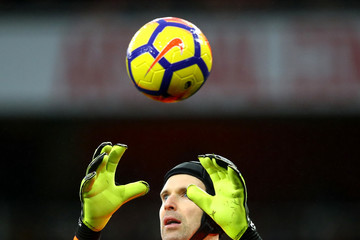 Petr Cech Arsenal v Crystal Palace - Premier League