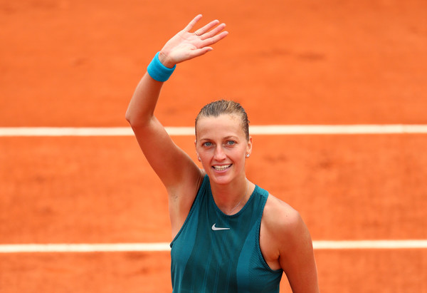'Proud' Petra Kvitova Exits The French Open With Few Regrets