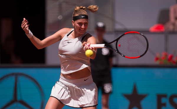 EXCLUSIVE: Petra Kvitova Talks Madrid Run, Idols And Opposition To Davis Cup Change