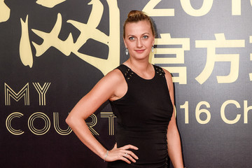 Petra Kvitova 2016 China Open - Day Three