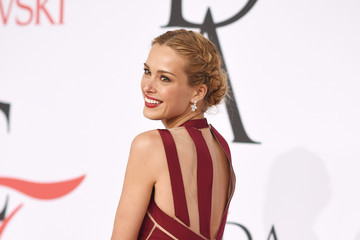 Petra Nemcova 2015 CFDA Fashion Awards - Inside Arrivals