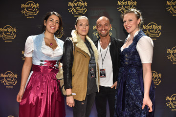 Peyman Amin Hard Rock Cafe Munich Celebrates 15th Anniversary