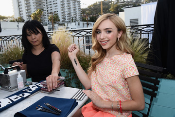 Peyton List Bonpoint and Peyton List Celebrate the YAM Spring Summer 2015 Collection