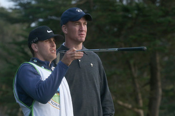 Peyton Manning AT&T Pebble Beach National Pro-Am: Round 1