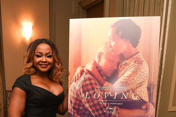 Phaedra Parks Ruth Negga Hosts VIP Screening of 'Loving' in Atlanta