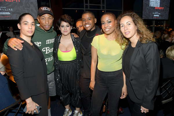 The 71st Annual Parsons Benefit Honoring Pharrell, Everlane, StitchFix & The RealReal [event,fashion,party,premiere,nightclub,pharrell williams,linda briceno,annual parsons benefit honoring pharrell,new york city,stitchfix,the realreal,everlane]