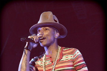 Pharrell Williams An Alternative View: 2014 Coachella Valley Music and Arts Festival