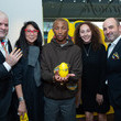 Pharrell Williams Christofle And Manhattan Magazine Celebrate The Art Of Sharing With Pharrell Williams