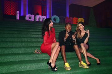 Pharrell Williams I am Other And Adidas' Grammy Party To Celebrate Pharrell Williams