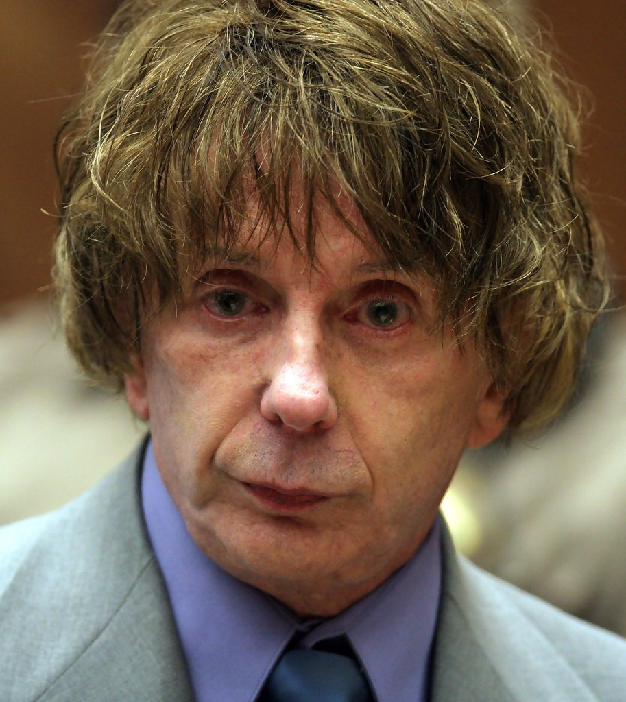 phil spector young