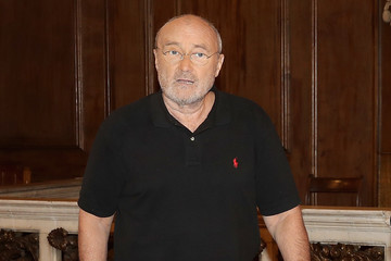 Phil Collins Phil Collins Launches His Autobiography 'Not Dead Yet' - Photocall