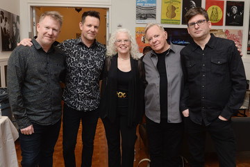Phil Cunningham 32nd Annual Tibet House US Benefit Concert & Gala - Backstage