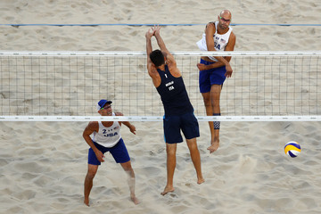 Phil Dalhausser Beach Volleyball - Olympics: Day 6