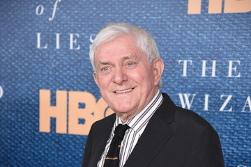 Phil Donahue 'The Wizard of Lies' New York Premiere - Arrivals