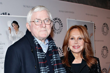 "Phil Donahue ""Elaine Stritch: Shoot Me"" New York Screening - Arrivals"