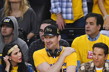 Phil Hellmuth 2017 NBA Finals - Game One