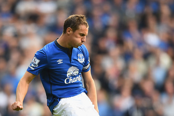 Phil Jagielka West Bromwich Albion v Everton - Premier League