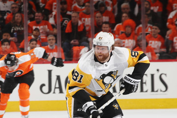 Phil Kessel Pittsburgh Penguins vs. Philadelphia Flyers - Game Three