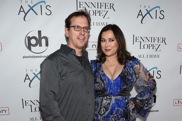 Phil Laak Jennifer Lopez Launches 'Jennifer Lopez: All I Have' at Planet Hollywood in Las Vegas - Arrivals