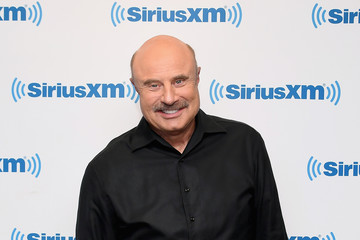 Phil McGraw Celebrities Visit SiriusXM - April 24, 2019