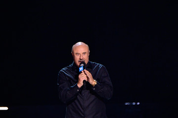 Phil McGraw WE Day California To Celebrate Young People Changing The World