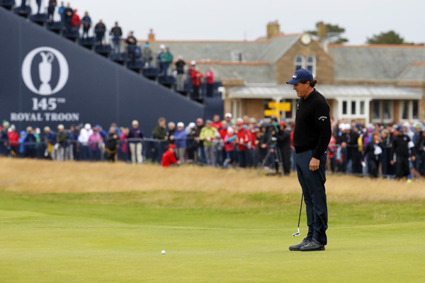 145th Open Championship - Day Three