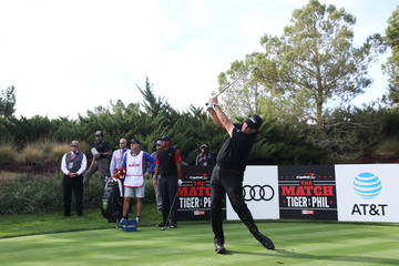 Phil Mickelson The Match: Tiger vs Phil