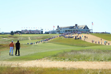 Phil Mickelson Rickie Fowler US Open - Final Round