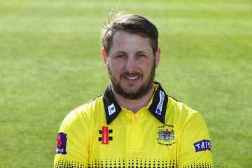 Phil Mustard Gloucestershire CCC Photocall